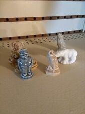"Figurines Tiny 1.5"" Ceramic Figurines Animals"