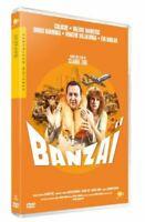 DVD : Banzai - Coluche - NEUF