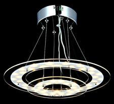 LED Deckenleuchte Deckenlampe Beleuchtung Wohnzimmer Hängeleuchte Flur Ringen