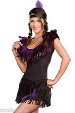 Dreamgirl Lingerie Pow Wow Wow Indian Costume Roleplay Set