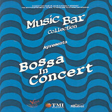 Bossa in Concert Music Bar Collection Various Artists CD NEW sealed 7 disc set