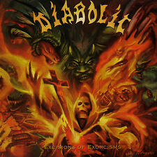 DIABOLIC - Excisions of Exorcisms CD