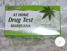 NEW CHOICE MARIJUANA POT CANNIBUS DRUG TEST EASY TO USE 5 MINUTES 98% ACCURATE