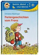 Feriengeschichten vom Franz von Christine Nöstlinger (1996, Gebunden)