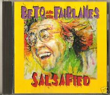 Salsafied * - Beto & The Fairlanes (CD 1994) RARE