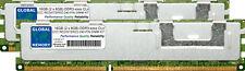 16GB (2x8GB) DDR3 1066/1333/1600/1866MHz 240-PIN ECC REGISTERED RDIMM SERVER RAM