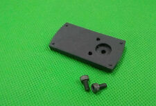 Pistol Mount Mini scope adaptor fit glock g17 reflex sight red dot installing