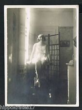 Photo Photo Nightgown Table Woman Woman Femme NIGHTDRESS CHEMISE DE NUIT (80)