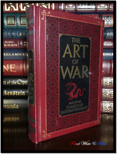 The Art of War New Sealed Leather Bound Gift Edition Sun Tzu Tao Te Ching Others