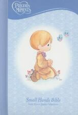Precious Moments Holy Bible - Blue Nkjv: By Thomas Nelson
