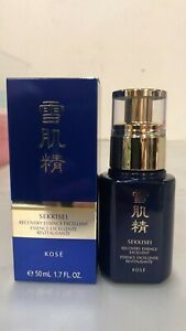 KOSE Recovery Essence Excellent 50 ml Sekkisei From Japan - Enriched Serum