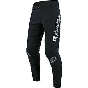 Troy Lee Designs Sprint Ultra Pants TLD MTB DH Downhill BMX Gear Black