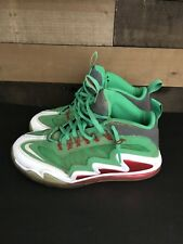 Ken Griffey Jr Pink And Green Watermelon Edition Nike Shoes Mens Size 8 Pre Owne