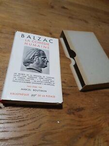 Pleiade Balzac La Comedie Humaine 6 1950
