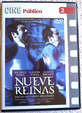 NUEVE REINAS - Caja fina/slim