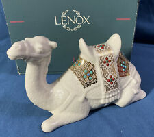Lenox China Jewels Nativity Collection ~ LAYING CAMEL ~ In Box