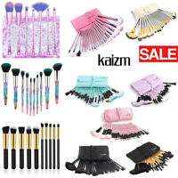 32Pcs Makeup Brush Set Cosmetic Eyebrow Shadow Blush & More Styles Hot Sell Set
