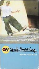 (2002) On Video Magazine / Winter 2002 / Vhs Skateboard Video!
