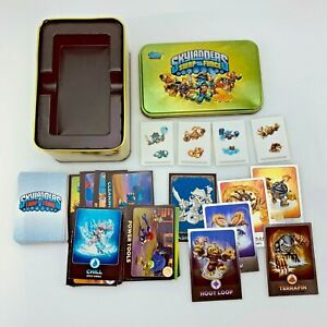 63 Skylanders Swap Force, Giants, Trap + More Topps Trading Cards & Tin