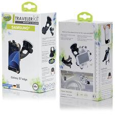 HR iGrip T5-94981 passt f. Samsung Galaxy S7 edge TRAVELER Kit 4QuickFix System