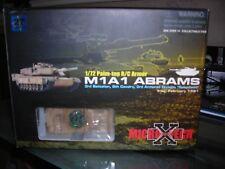 DRAGON Micro X Tech 1/72 Palm-Top R/C Armor M1A1 Abrams Tank 49MHz NEW