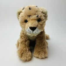 "Wild Republic 12"" Plush Baby Lion Safari Stuffed Animal"