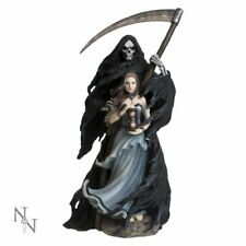 More details for nemesis now summon the reaper figurine by anne stokes 37cm now4008