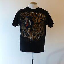 AC/DC Black Ice Tour Shirt L - ACDC T