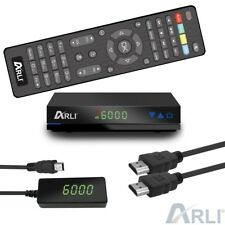 Mini Digitaler Satelliten Receiver HD mit USB + IR Empfangsauge SAT FULL HD