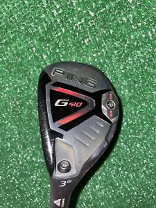 Ping Left Handed G410 3 Hybrid 19* Alta CB 70 Regular With Head Cover