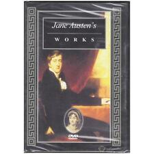 DVD JANE AUSTEN'S WORKS Documentary PAL OPEN REGION [BNS]