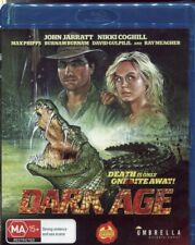 Dark Age (Blu-ray, 2017)  John Jarratt, Nikki Coghill, Max Phipps