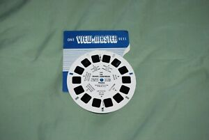 HARD TO FIND VIEW MASTER SINGLE REEL 1462 THE GRANDE CHARTREUSE FRANCE
