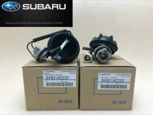 SUBARU BG 5B E-BG5 Legacy GT spec B Fog lamp socket 84931AC230 2-Set NEW