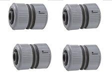 """4 Stück Gardena 933-50 Reparator für 19 mm (3/4"""") / 16 mm (5/8"""") Schlauch"""