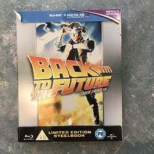 Back To The Future Blu Ray Steelbook