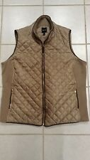 Rafaella Quilted Vest Womens Size 2x