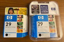 2PK Box Genuine HP 29 Black Ink 51629A Deskjet 600c 660c 680c 690c 694c 695c