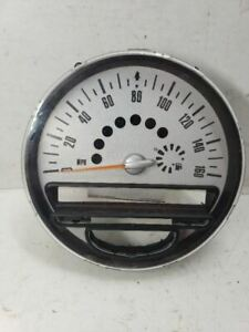 Speedometer Without Navigation S Model MPH Silver Fits 11-16 COUNTRYMAN 1583051