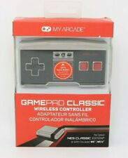 My Arcade Gamepro Classic Wireless Controller NES Classic Edition Wii Sealed New
