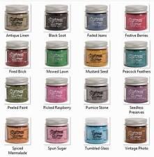 Tim Holtz Ranger Distress Glitter, 1 oz each You Get all 16 Colors!