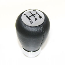 Leather Gear Shift Knob Insert For Kia Pride Sorento Spectra Carens Ceed Picanto