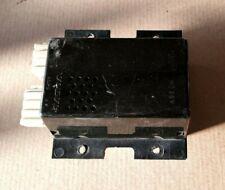 Series Resistor Volvo 740 745 940 945 with Climate ECC Resistor Heater Fan