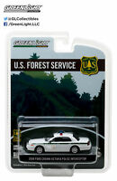 Greenlight 1:64 2008 Ford Crown Victoria Police Interceptor US Forest Service