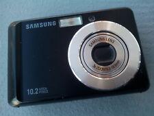 SAMSUNG ES15 10.2MP DIGITAL CAMERA INTELLIGENT LCD 3x OPTICAL 5x DIGITAL ZOOM