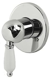 Watermark Traditional Antique Wall Mixer Tapware Tap Chrome Shower Bath Heritage