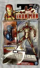 Marvel Legends Iron Man Mark 42 Iron Monger