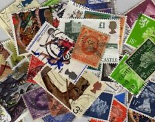50 GB stamps - All Different Good Mix of eras - Used