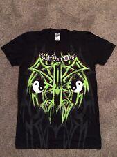 New Rob Van Dam RVD Tshirt Mens Small Impact Tna Wwe Wwf Wcw Ecw