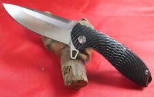 New TwoSun G10 Handle D2 Blade Ball Bearings Fast Open Pocket Folding Knife TS11